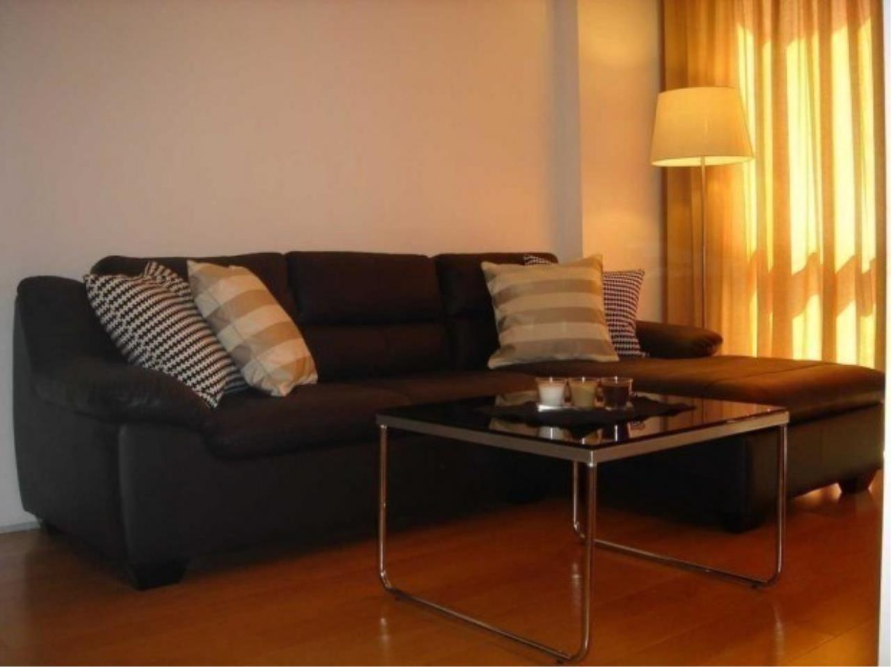 The One Residence Agency's condominium for rent at Villa Rachakhru , 1BR , 1BA , 56SQM 3