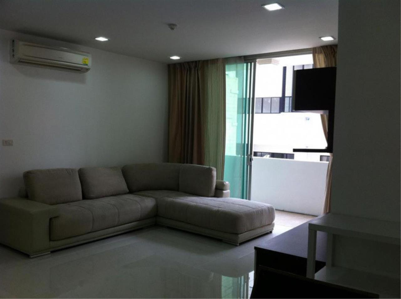 The One Residence Agency's condominium for rent at Villa Rachakhru , 1BR , 1BA , 60SQM 1