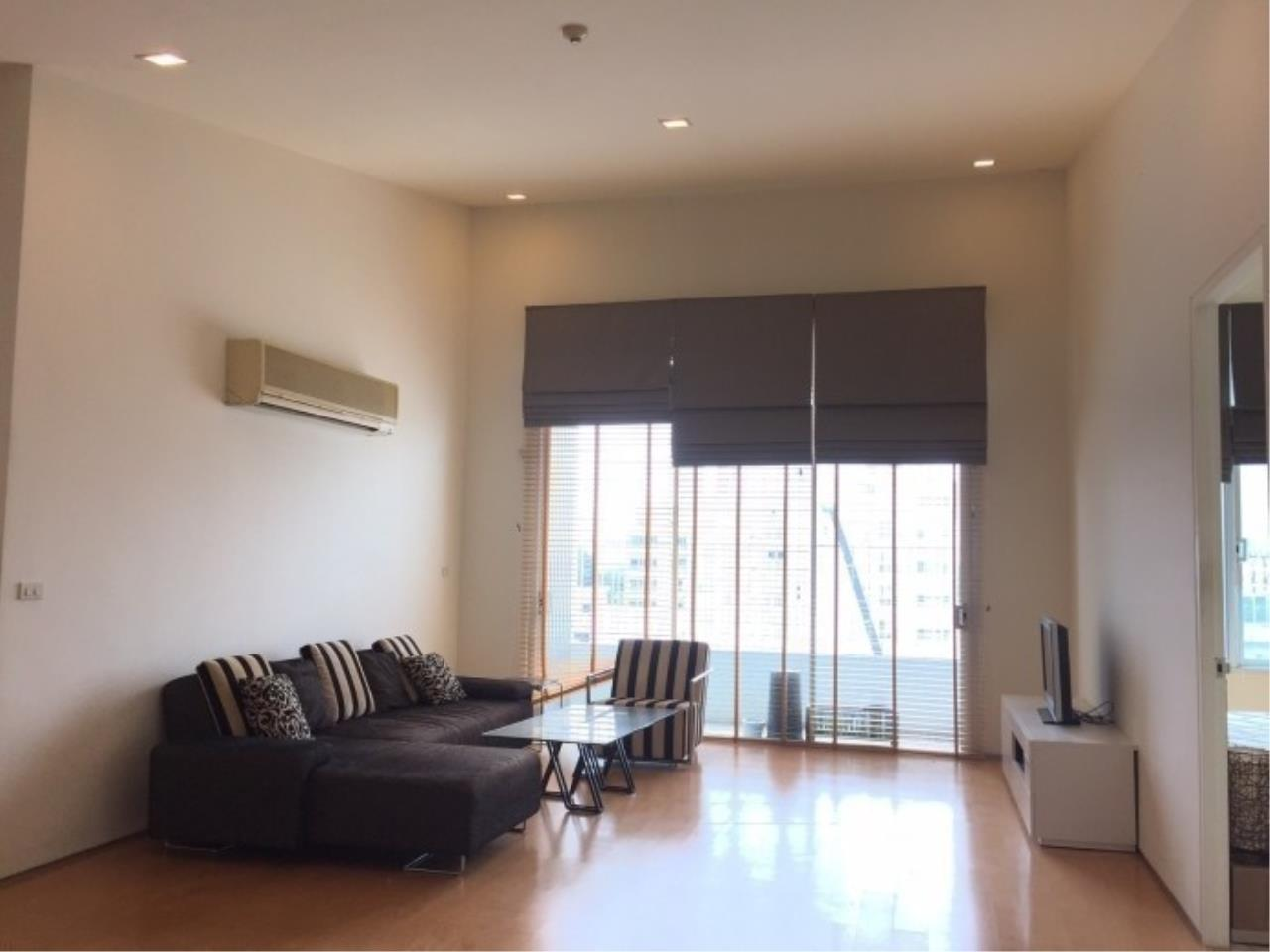 The One Residence Agency's condominium for rent at Villa Rachakhru , 2BR , 2BA , 79SQM 1
