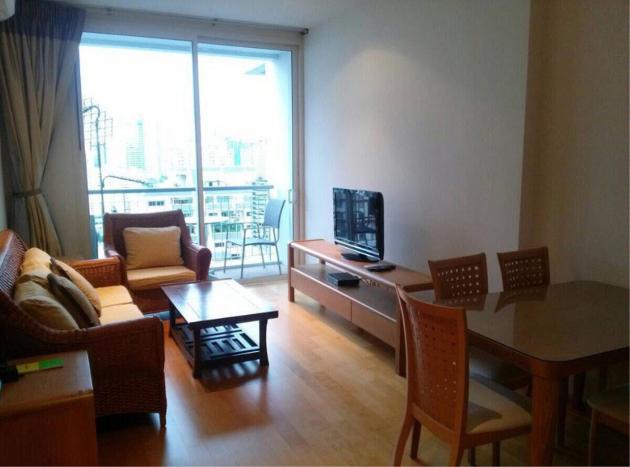 The One Residence Agency's condominium for rent at Villa Rachatewi , 1BR , 1BA , 55SQM 2