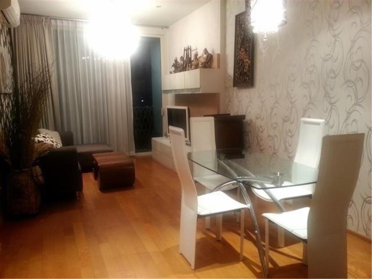 The One Residence Agency's condominium for rent at Villa Rachatewi , 1BR , 1BA , 54SQM 3