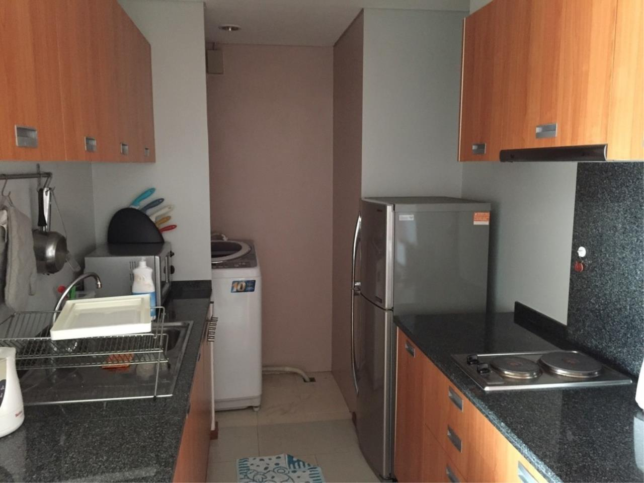 The One Residence Agency's condominium for rent at Villa Sathorn , 1BR , 1BA , 55.5SQM 1