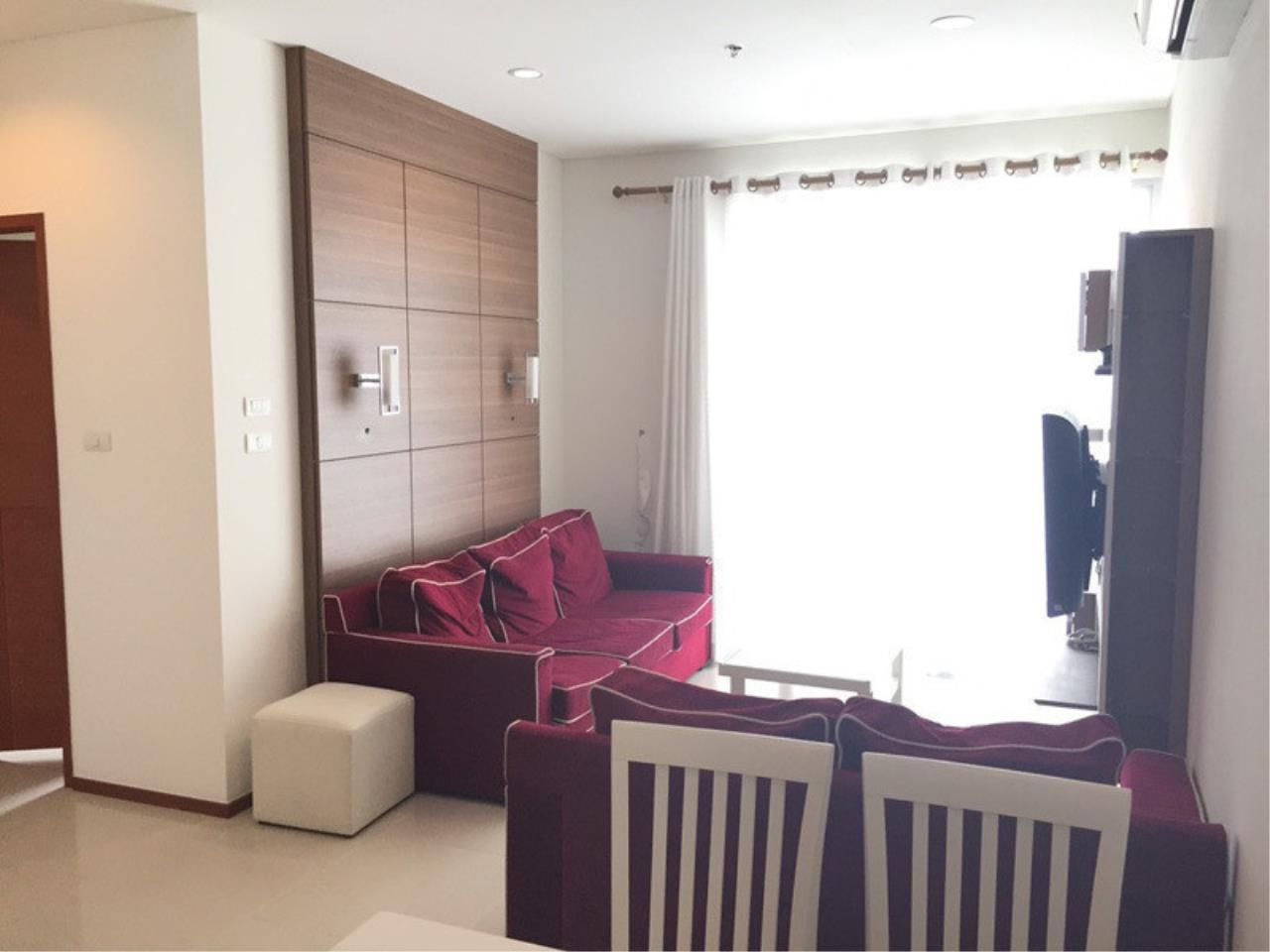 The One Residence Agency's condominium for rent at Villa Sathorn , 1BR , 1BA , 56SQM 2