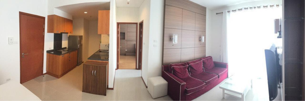 The One Residence Agency's condominium for rent at Villa Sathorn , 1BR , 1BA , 56SQM 3