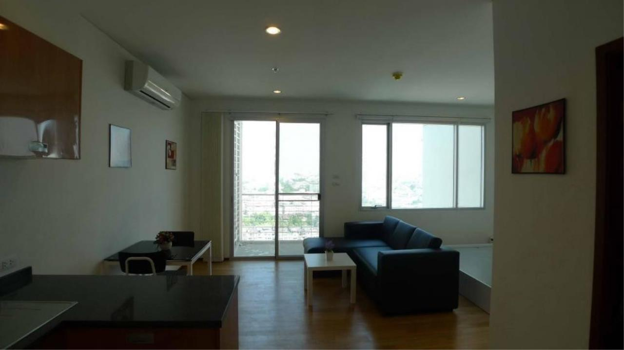 The One Residence Agency's condominium for sale , rent at Villa Sathorn , 1BR , 1BA , 40SQM 2