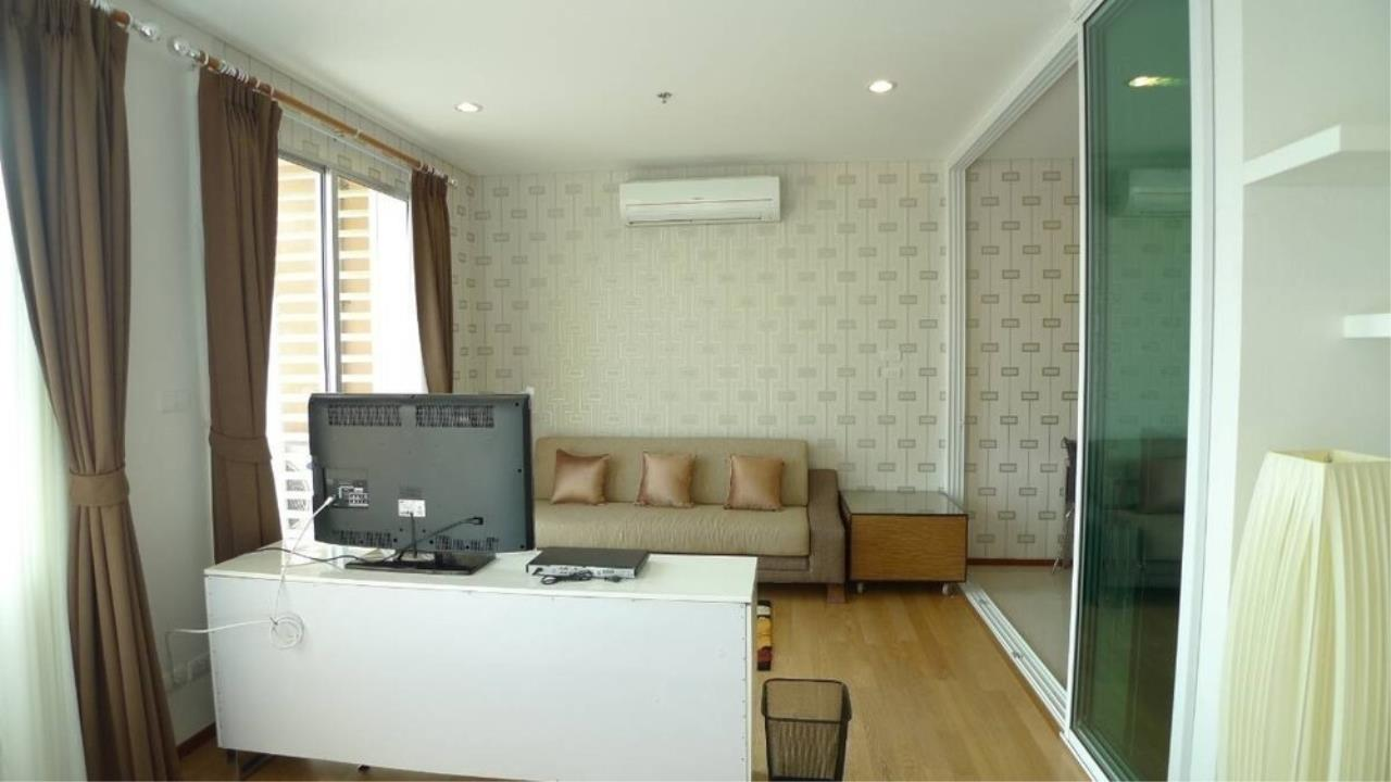 The One Residence Agency's condominium for rent at Villa Sathorn , 1BR , 1BA , 40SQM 5