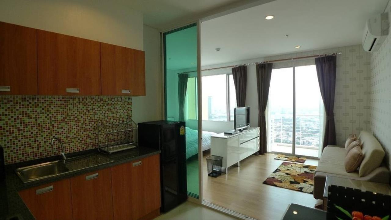 The One Residence Agency's condominium for rent at Villa Sathorn , 1BR , 1BA , 40SQM 6