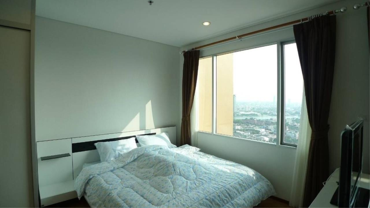 The One Residence Agency's condominium for rent at Villa Sathorn , 1BR , 1BA , 40SQM 3