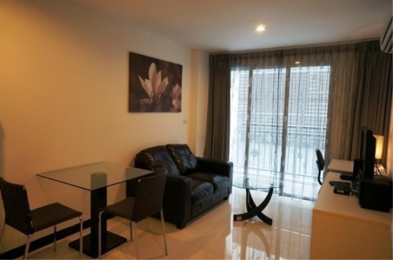 The One Residence Agency's condominium for rent at Voque Sukhumvit 16 , 1BR , 1BA , 41SQM 5