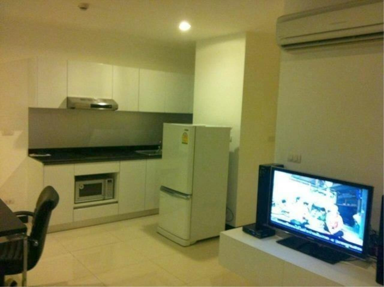 The One Residence Agency's condominium for rent at Voque Sukhumvit 16 , 1BR , 1BA , 42SQM 1