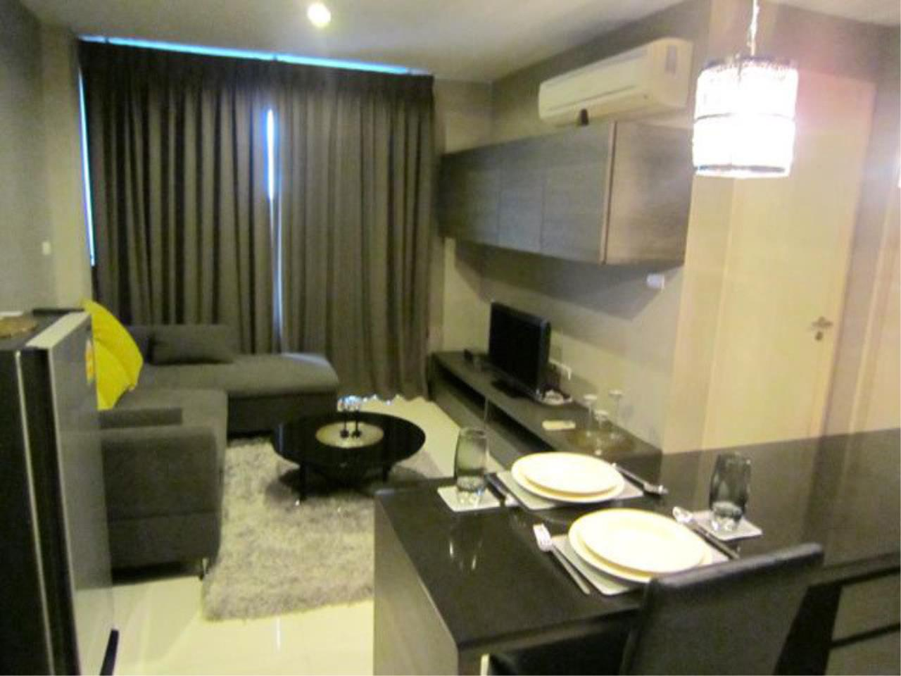 The One Residence Agency's condominium for sale , rent at Voque Sukhumvit 16 , 1BR , 1BA , 41SQM 1