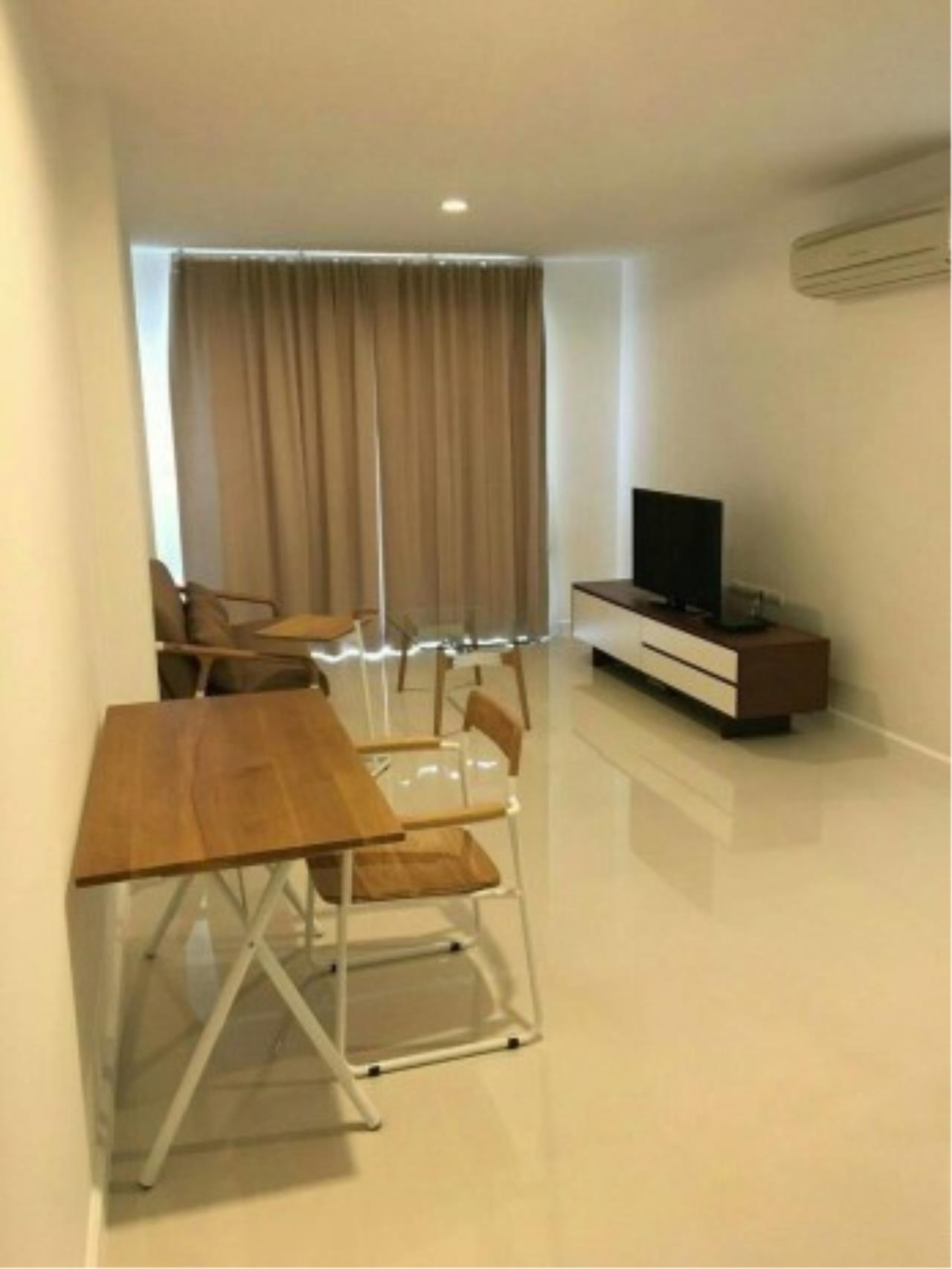 The One Residence Agency's condominium for rent at Voque Sukhumvit 16 , 1BR , 1BA , 58.05SQM 2