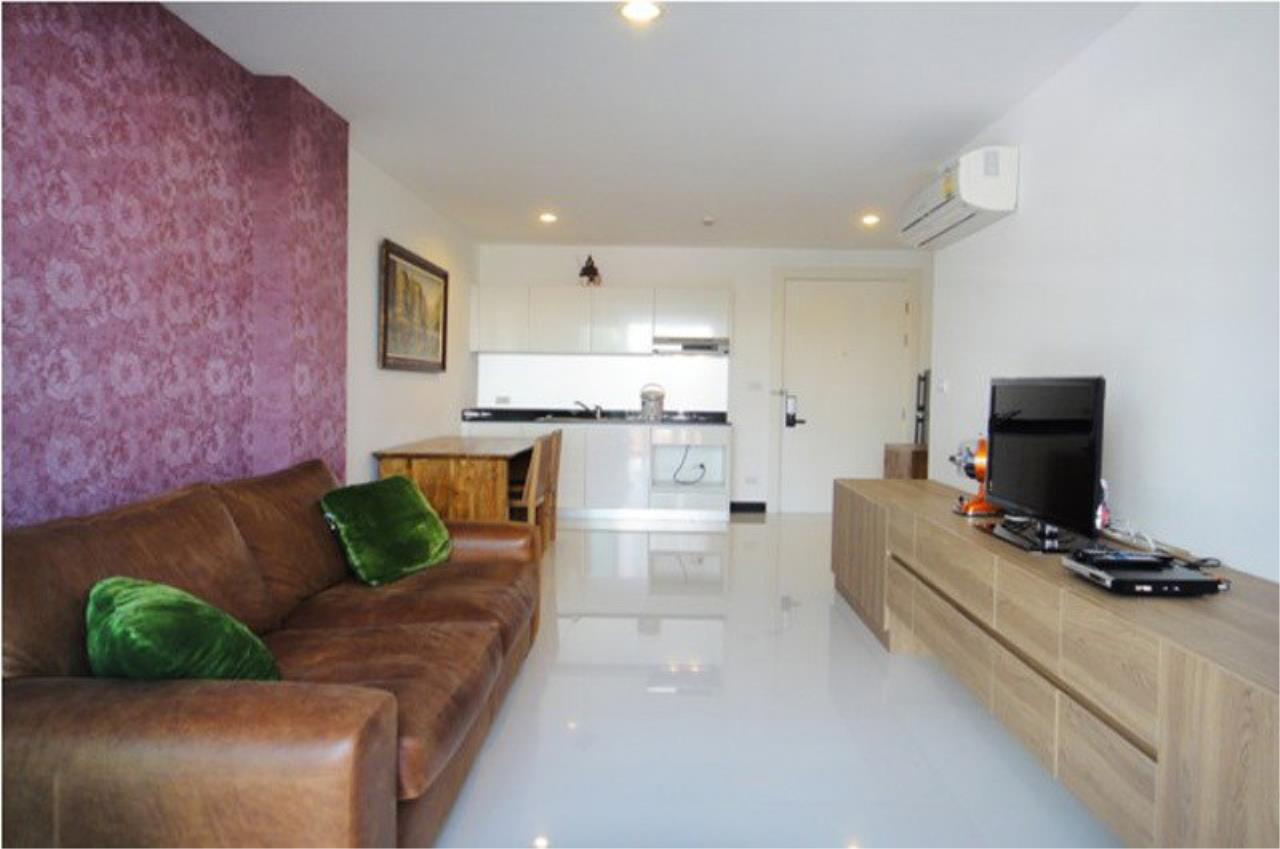 The One Residence Agency's condominium for sale , rent at Voque Sukhumvit 16 , 1BR , 1BA , 50SQM 2