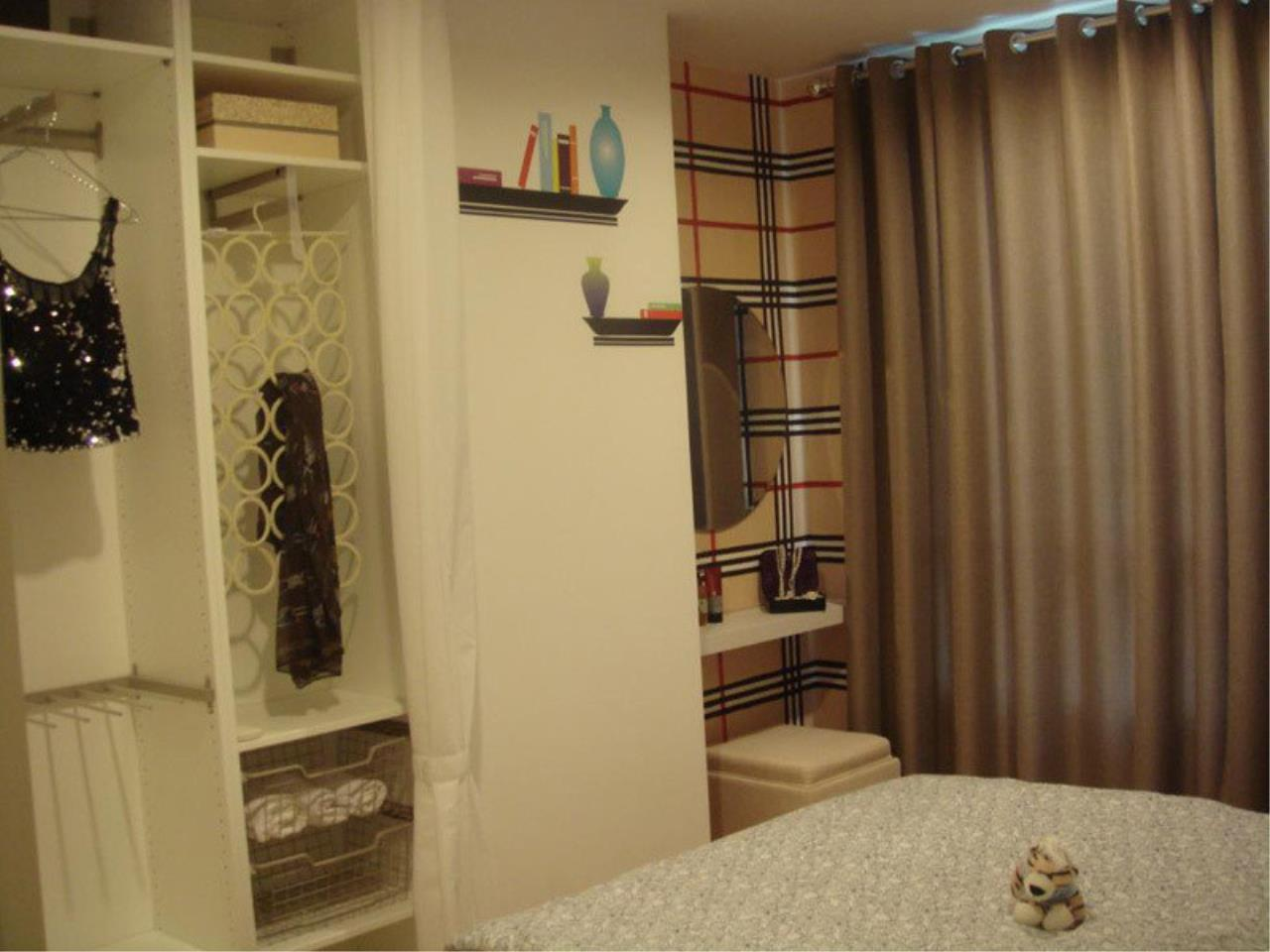 The One Residence Agency's condominium for rent at Voque Sukhumvit 16 , 1BR , 1BA , 40SQM 2