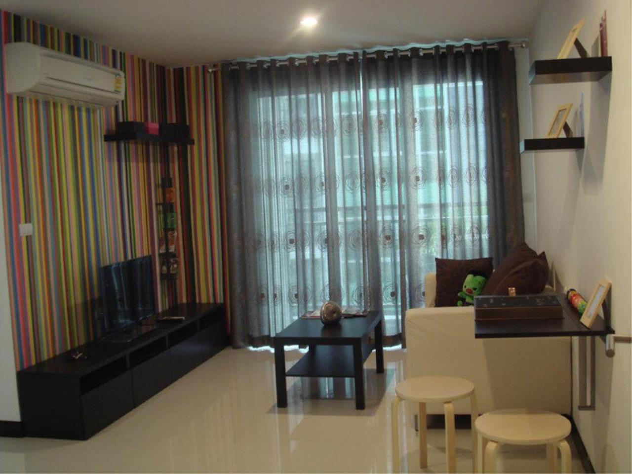 The One Residence Agency's condominium for rent at Voque Sukhumvit 16 , 1BR , 1BA , 40SQM 3