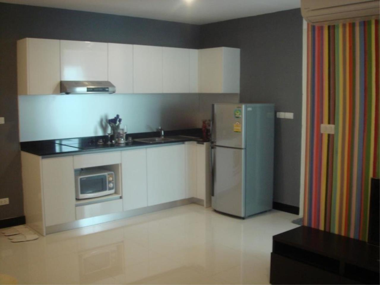 The One Residence Agency's condominium for rent at Voque Sukhumvit 16 , 1BR , 1BA , 40SQM 4