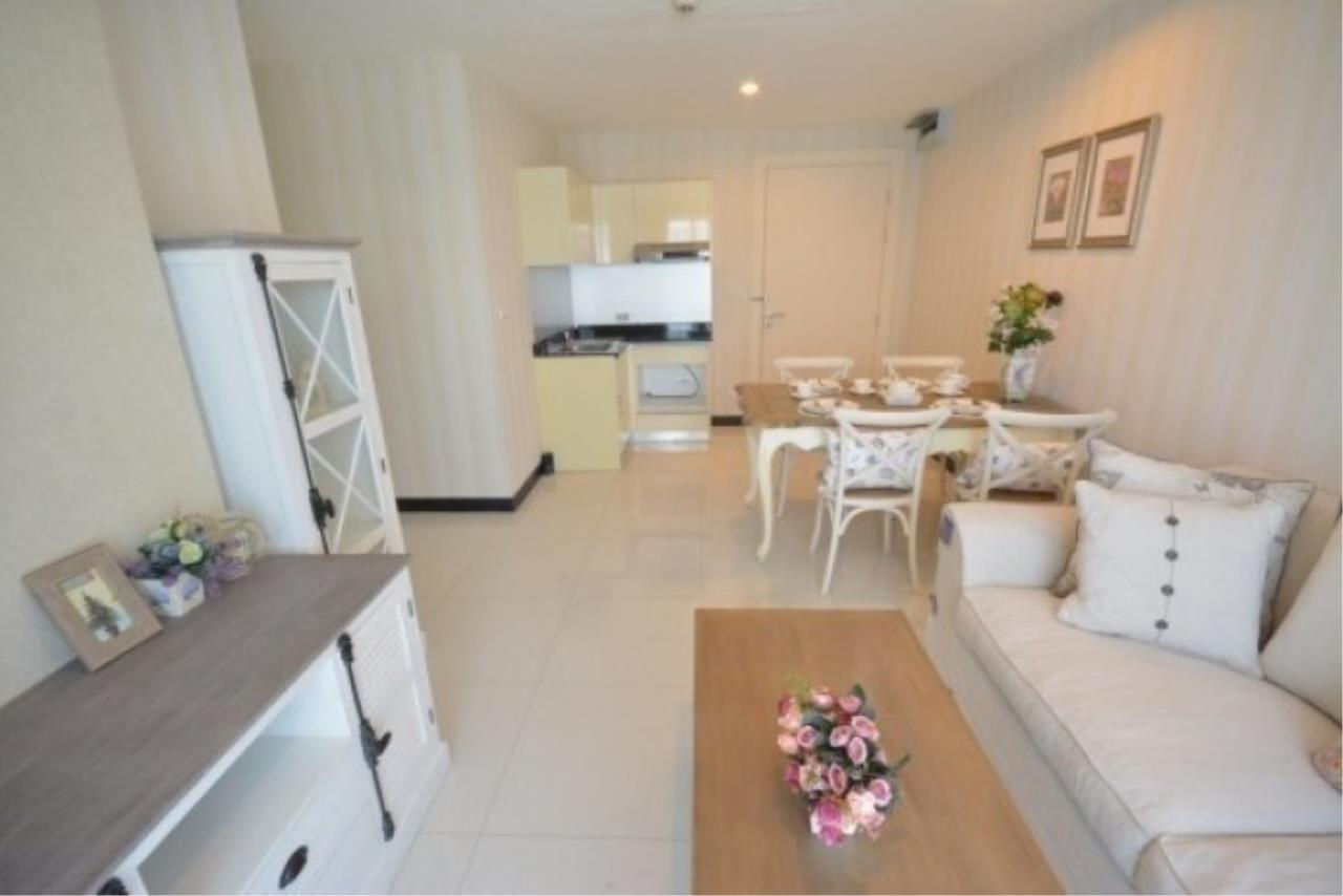 The One Residence Agency's condominium for rent at Voque Sukhumvit 16 , 2BR , 2BA , 75SQM 2