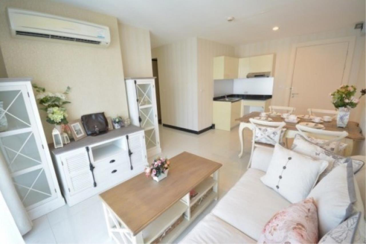 The One Residence Agency's condominium for rent at Voque Sukhumvit 16 , 2BR , 2BA , 75SQM 5