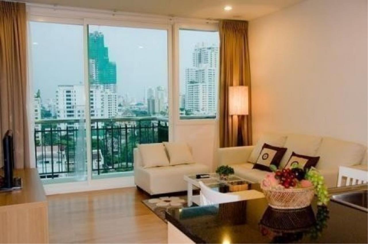 The One Residence Agency's condominium for rent at Wind Sukhumvit 23 , 1BR , 1BA , 53SQM 3