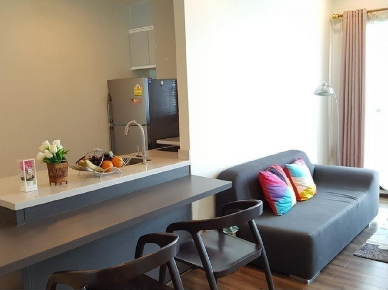 The One Residence Agency's condominium for sale , rent at WYNE Sukhumvit , 1BR , 1BA , 40SQM 4