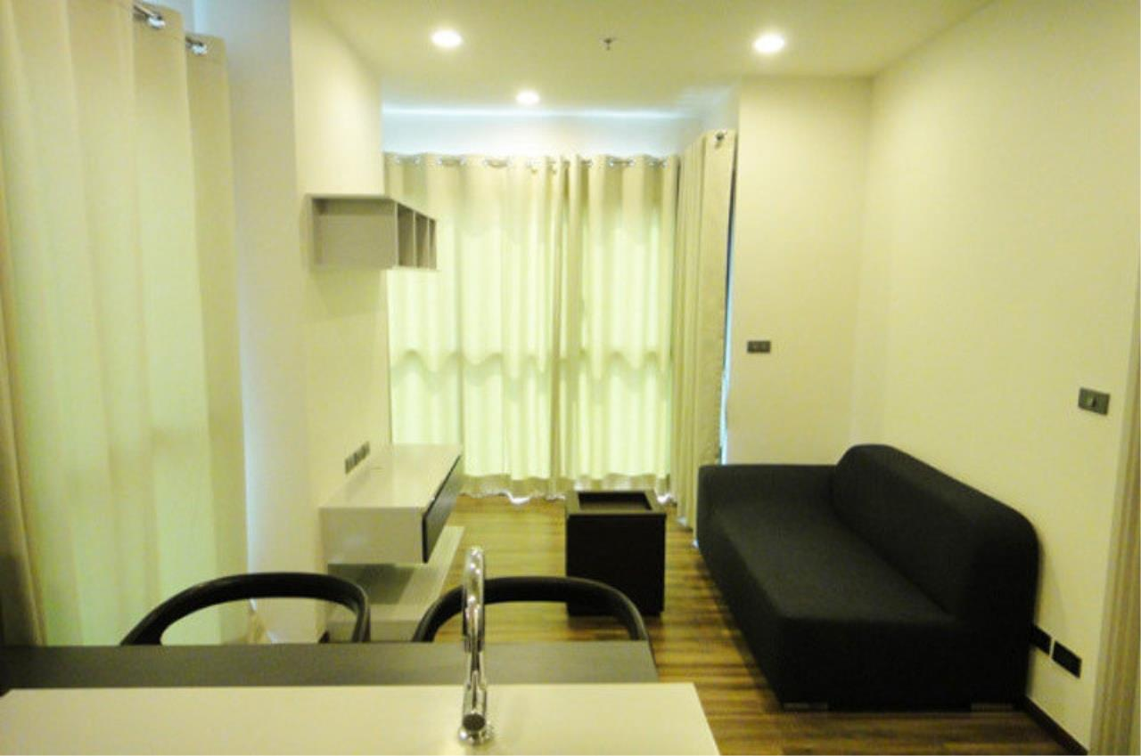 The One Residence Agency's condominium for rent at WYNE Sukhumvit , 1BR , 1BA , 35SQM 3