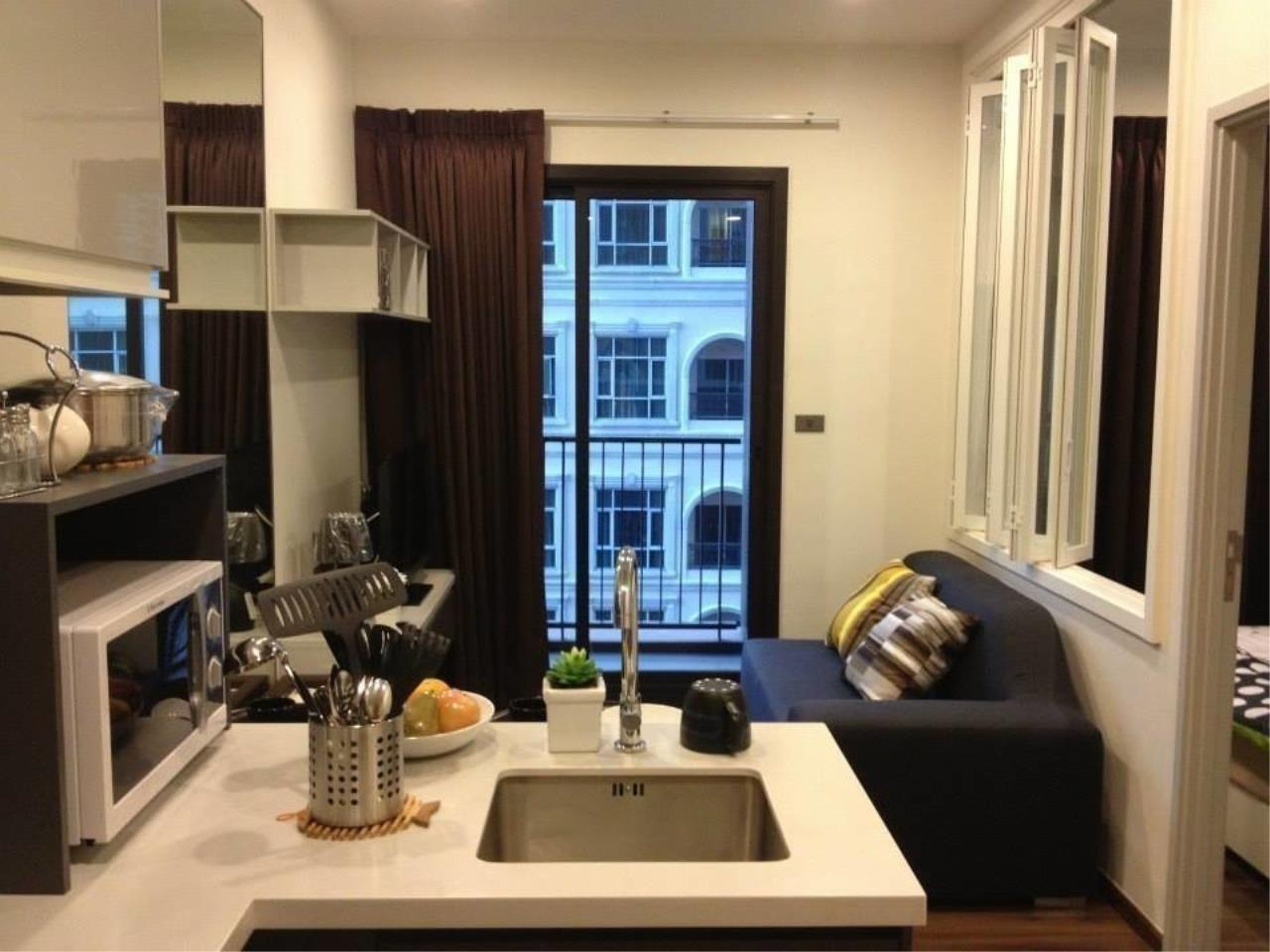 The One Residence Agency's condominium for rent at WYNE Sukhumvit , 1BR , 1BA , 30SQM 5