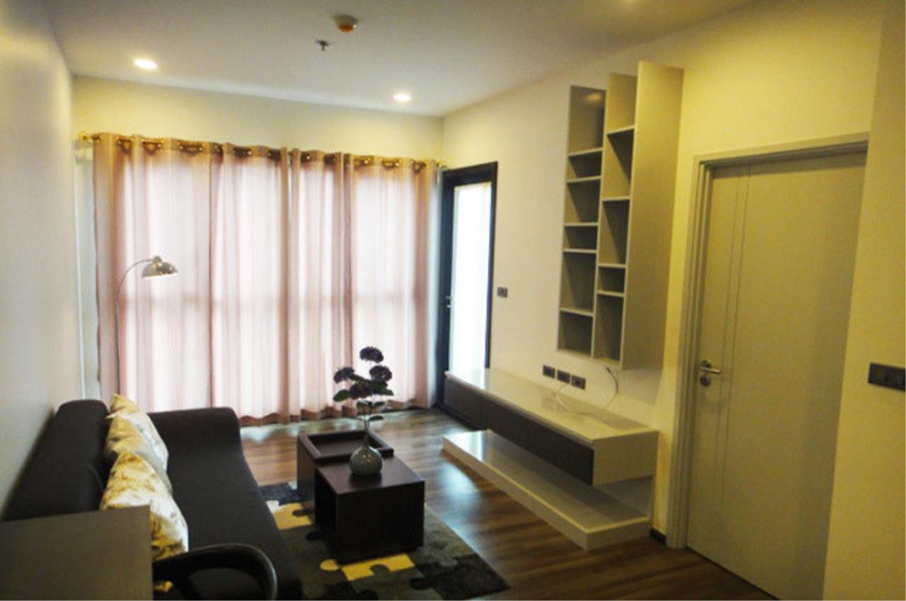 The One Residence Agency's condominium for rent at WYNE Sukhumvit , 1BR , 1BA , 40SQM 2