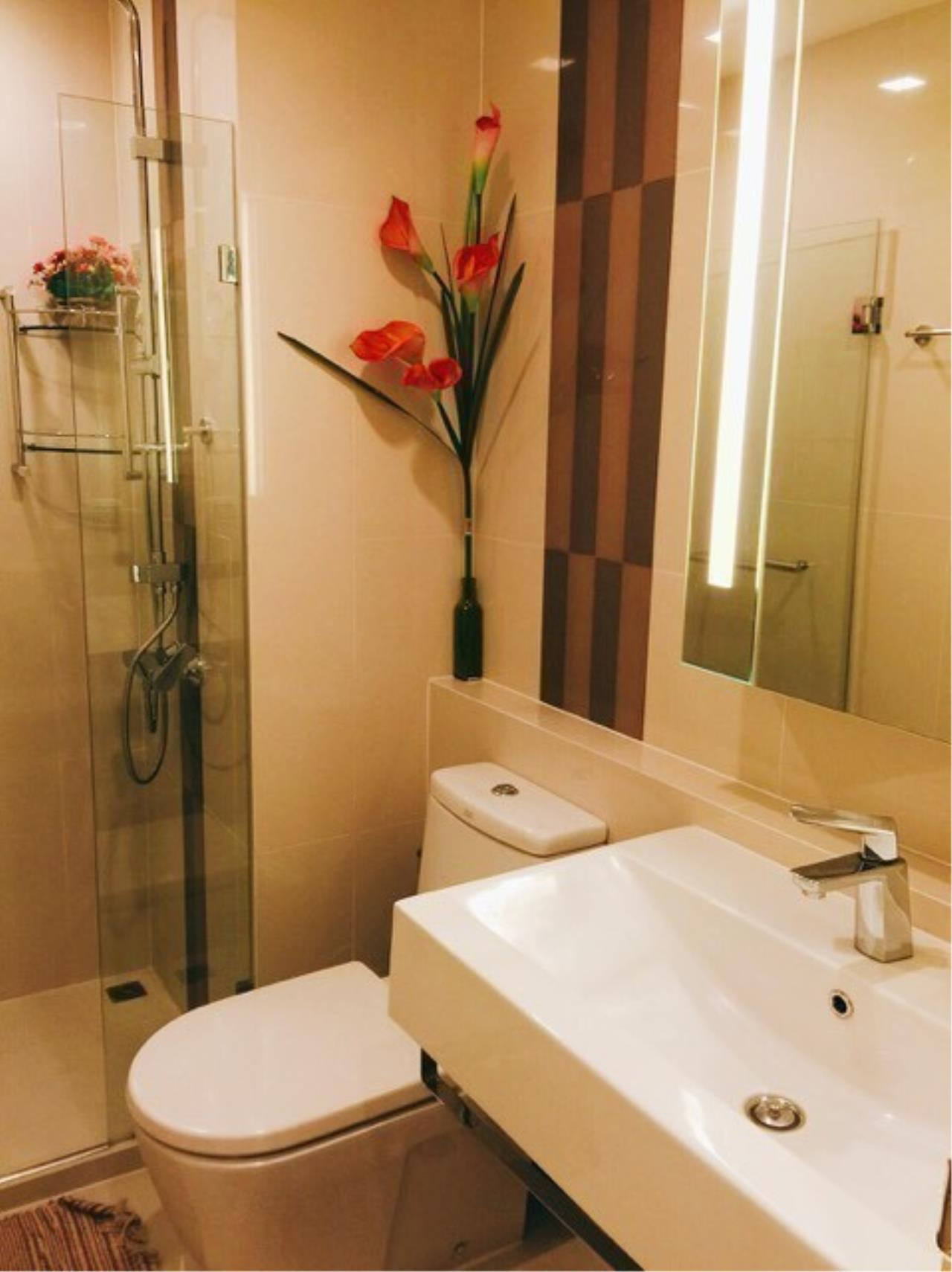 The One Residence Agency's condominium for sale , rent at Blocs 77 , 1BR , 1BA , 41SQM 1