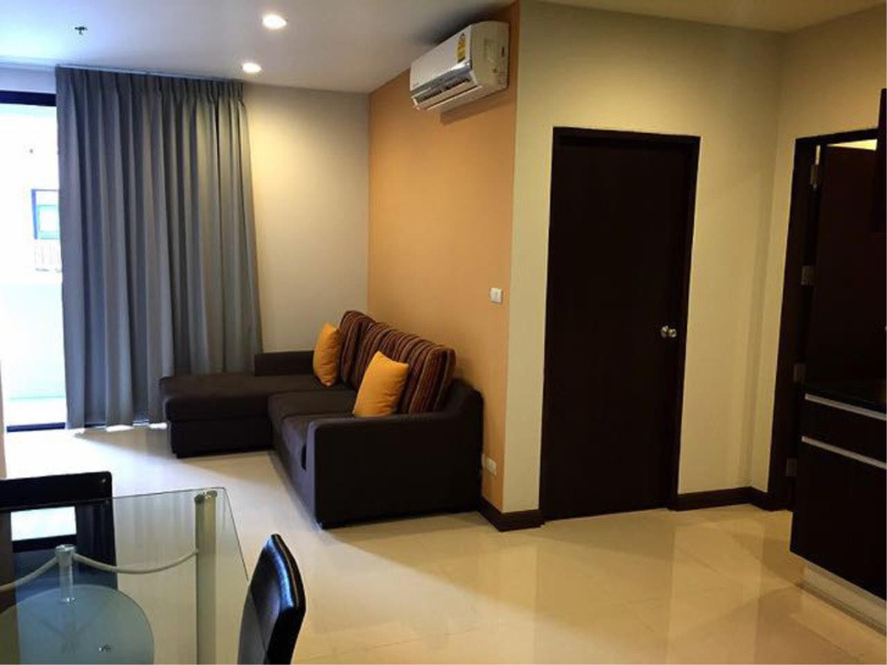 The One Residence Agency's condominium for sale , rent at Blocs 77 , 1BR , 1BA , 41SQM 5