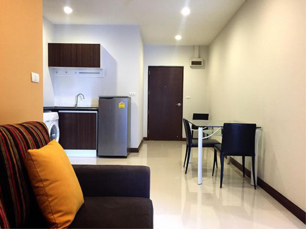 The One Residence Agency's condominium for sale , rent at Blocs 77 , 1BR , 1BA , 41SQM 3