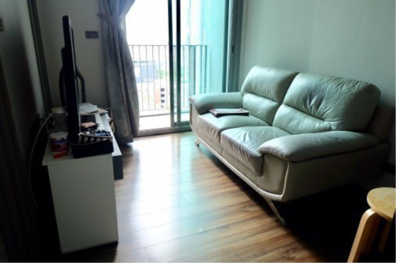 The One Residence Agency's condominium for Sale at Ceil by Sansiri , 1BR , 1BA , 30SQM 3