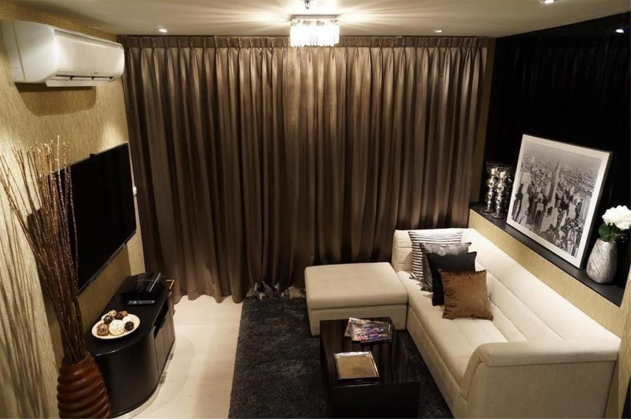 The One Residence Agency's condominium for Sale at Rhythm Sukhumvit , 1BR , 1BA , 55.37SQM 1