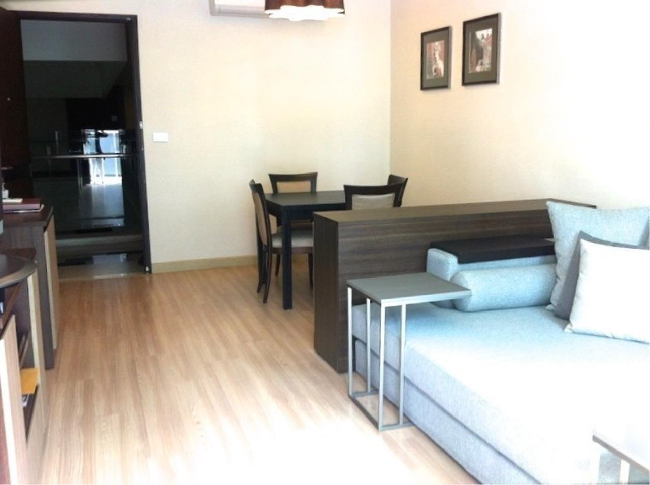 The One Residence Agency's condominium for sale , rent at Sky Walk Condominium , 1BR , 1BA , 52SQM 2
