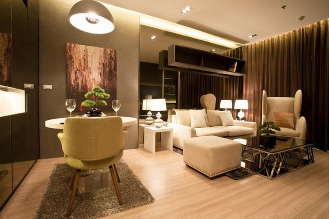 The One Residence Agency's condominium for sale , rent at Sky Walk Condominium , 1BR , 1BA , 52.5SQM 4