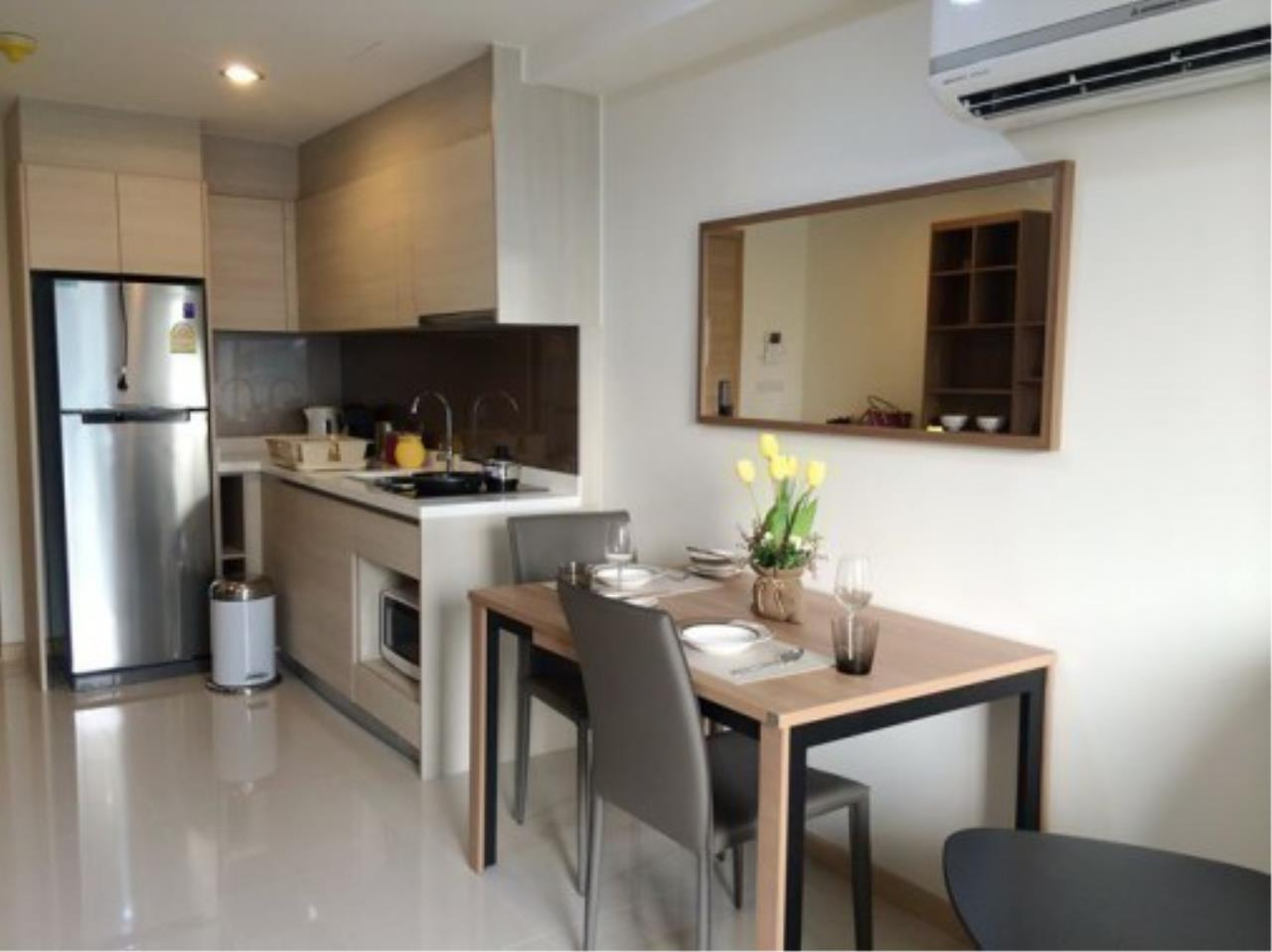 The One Residence Agency's condominium for Sale at SOCIO Ruamrudee , 1BR , 1BA , 46SQM 3