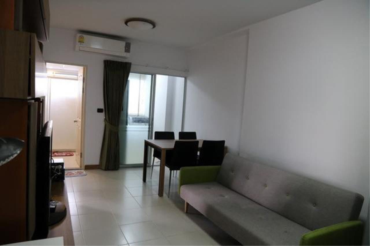The One Residence Agency's condominium for sale , rent at Supalai Park Asoke-Ratchada , 2BR , 1BA , 65SQM 4