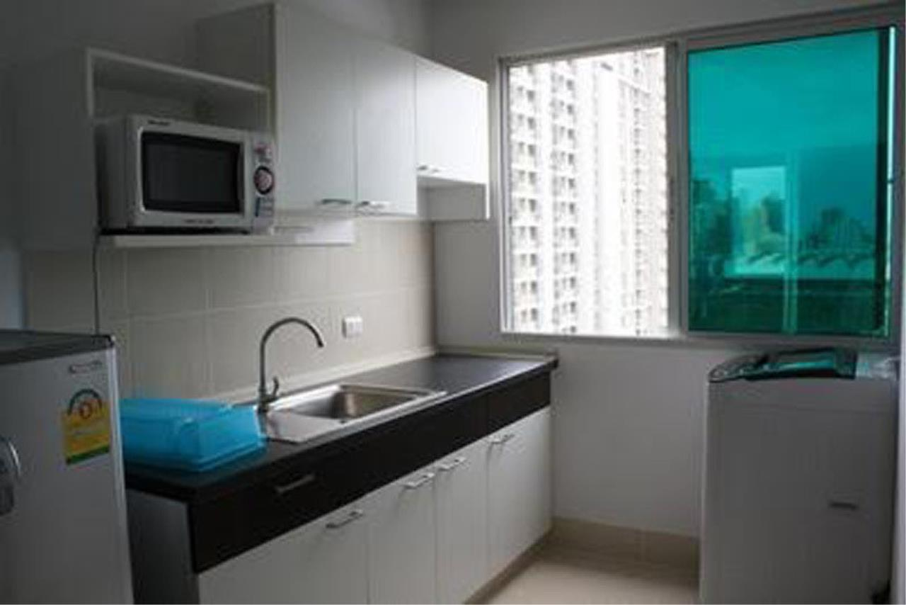 The One Residence Agency's condominium for sale , rent at Supalai Park Asoke-Ratchada , 1BR , 1BA , 49SQM 1