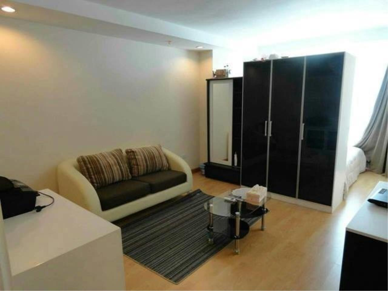 The One Residence Agency's condominium for sale , rent at Symphony Sukhumvit , 1BR , 1BA , 35SQM 4