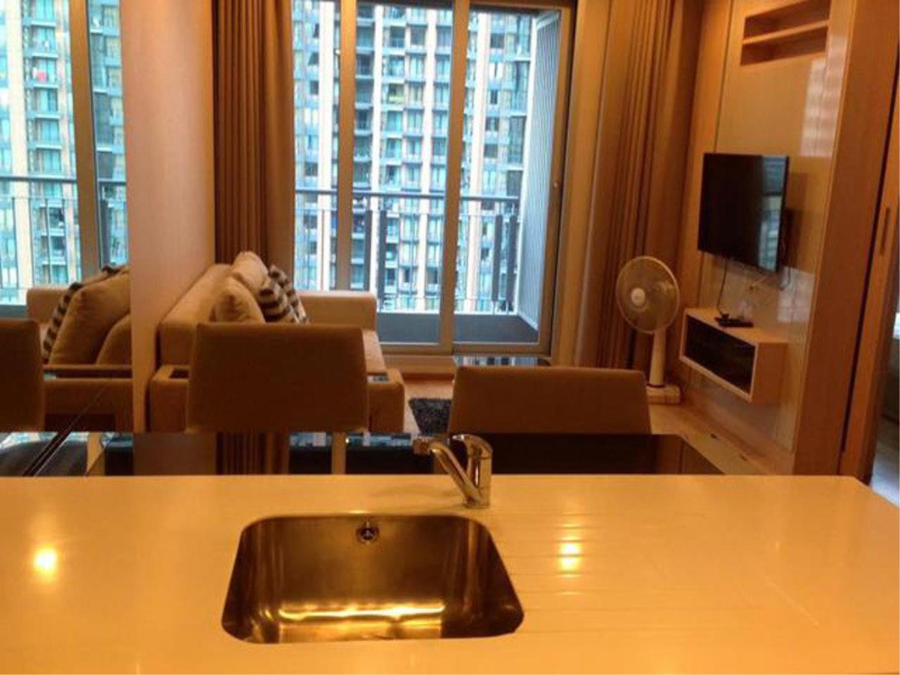 The One Residence Agency's condominium for sale , rent at The Address Asoke , 1BR , 1BA , 45SQM 4