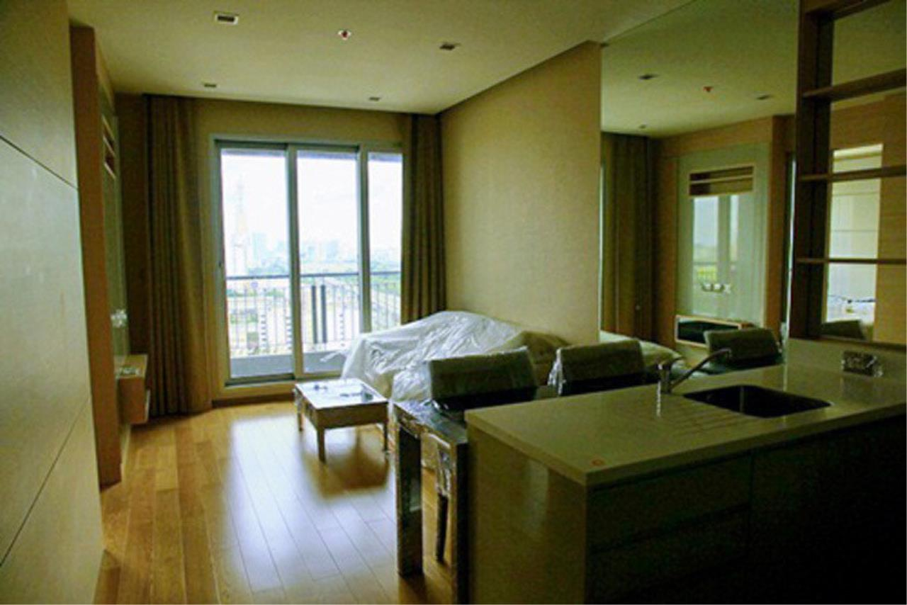 The One Residence Agency's condominium for Sale at The Address Asoke , 1BR , 1BA , 45SQM 5