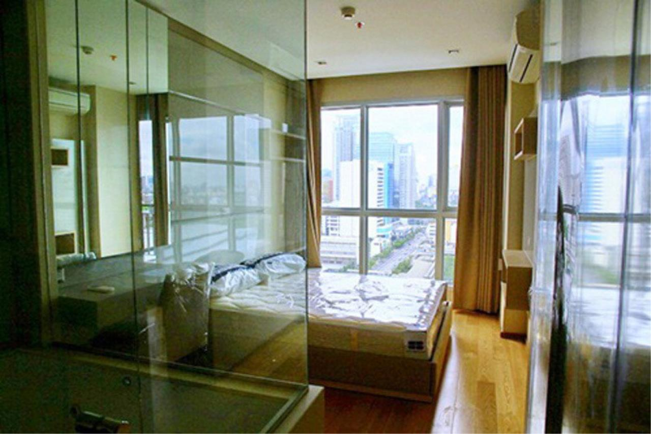 The One Residence Agency's condominium for Sale at The Address Asoke , 1BR , 1BA , 45SQM 3