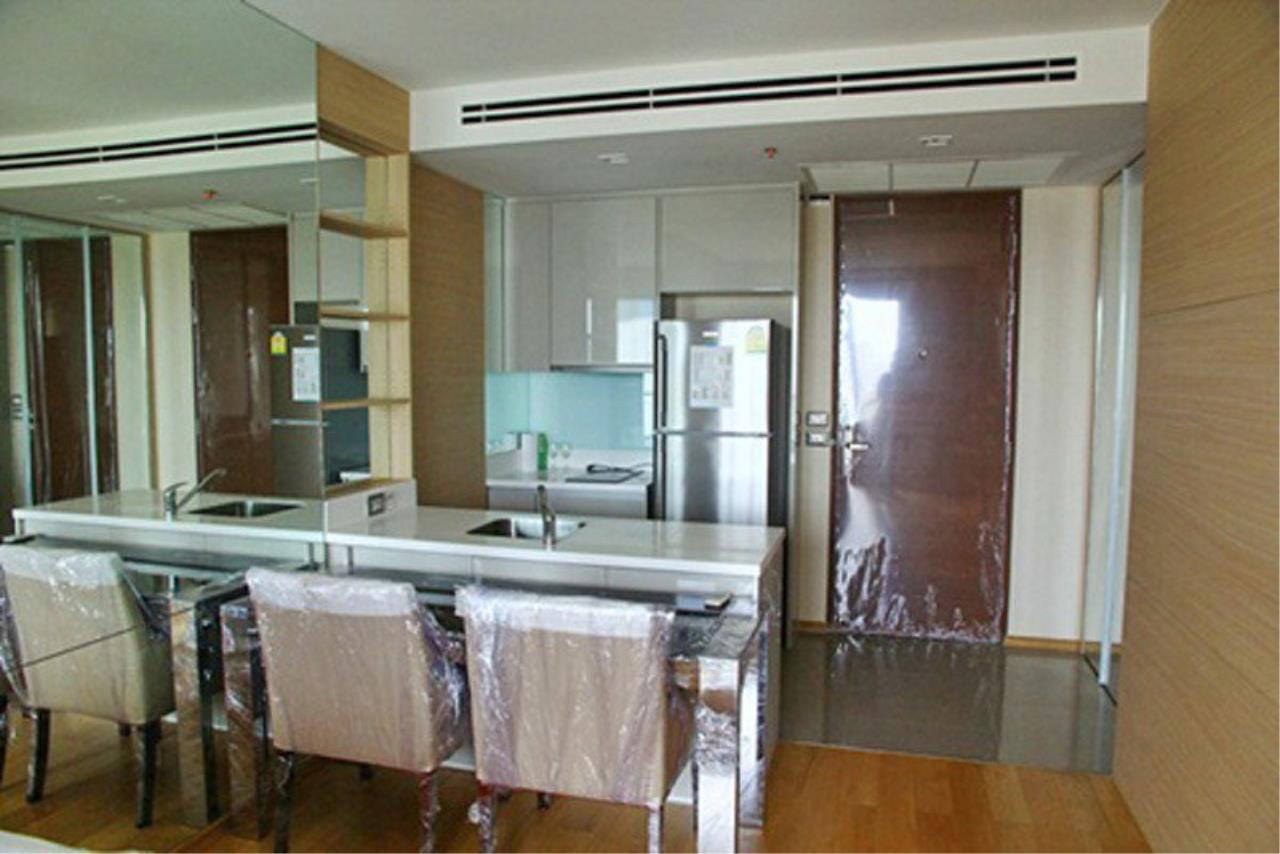 The One Residence Agency's condominium for Sale at The Address Asoke , 1BR , 1BA , 45SQM 1