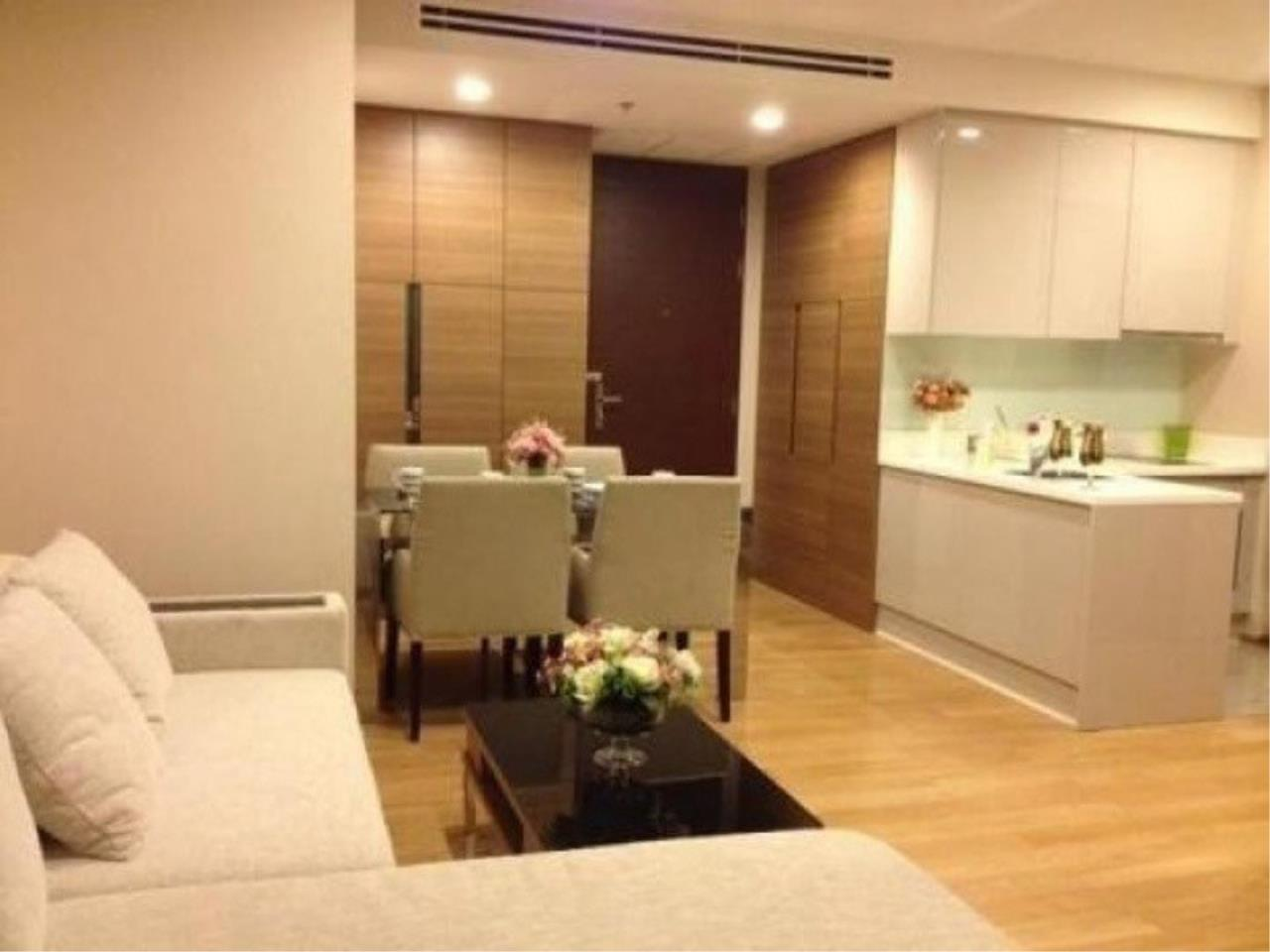 The One Residence Agency's condominium for sale , rent at The Address Asoke , 2BR , 2BA , 65SQM 6