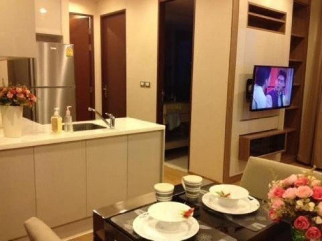 The One Residence Agency's condominium for sale , rent at The Address Asoke , 2BR , 2BA , 65SQM 5