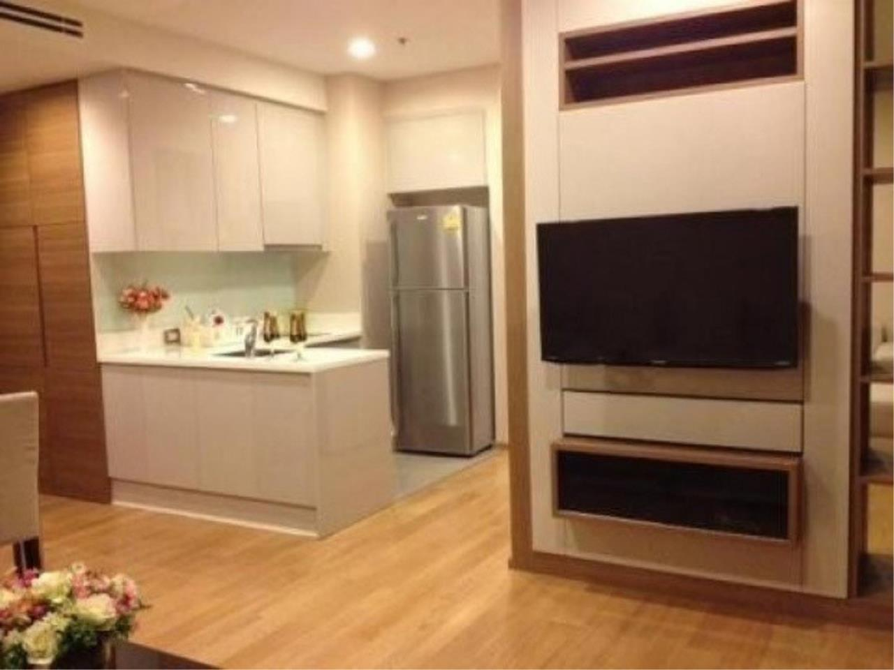 The One Residence Agency's condominium for sale , rent at The Address Asoke , 2BR , 2BA , 65SQM 4