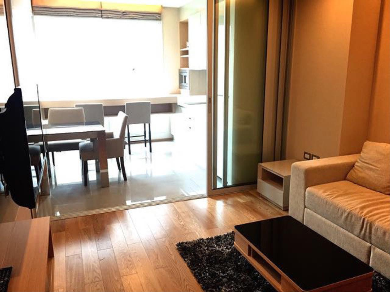 The One Residence Agency's condominium for sale , rent at The Address Asoke , 1BR , 1BA , 46SQM 4