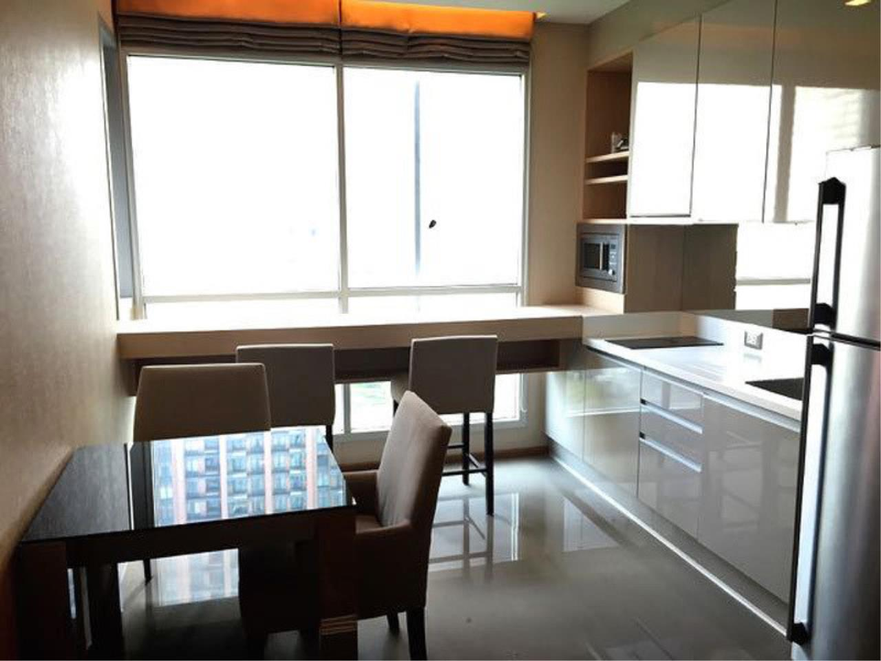 The One Residence Agency's condominium for sale , rent at The Address Asoke , 1BR , 1BA , 46SQM 5