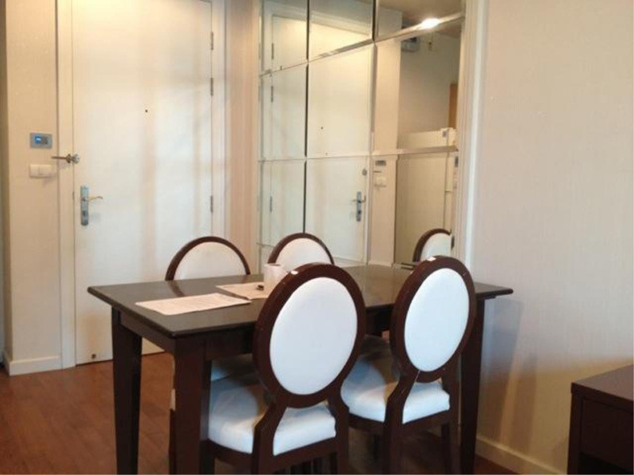 The One Residence Agency's condominium for sale , rent at The Address Chidlom , 1BR , 1BA , 55SQM 5