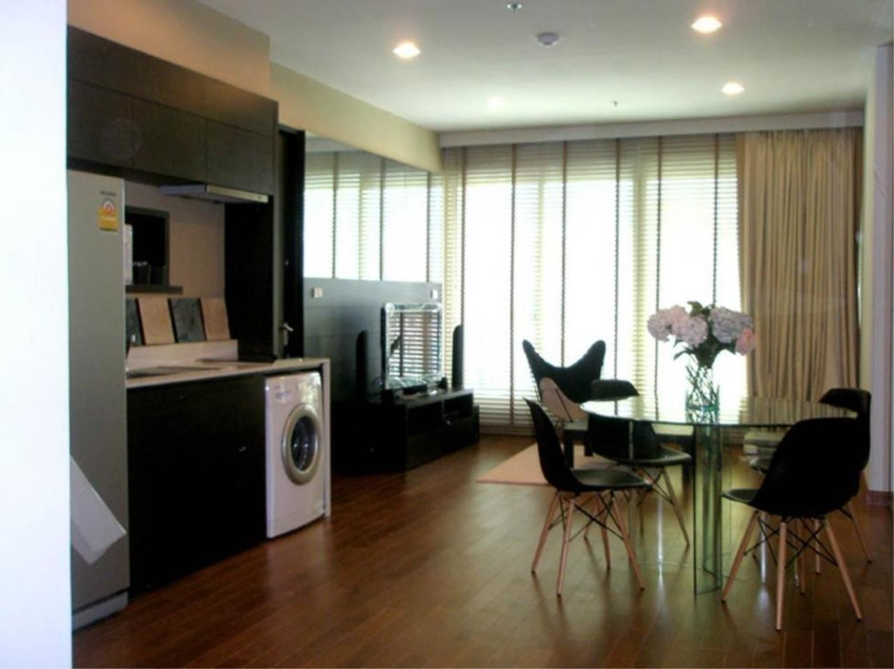 The One Residence Agency's condominium for sale , rent at The Address Chidlom , 2BR , 2BA , 79SQM 1