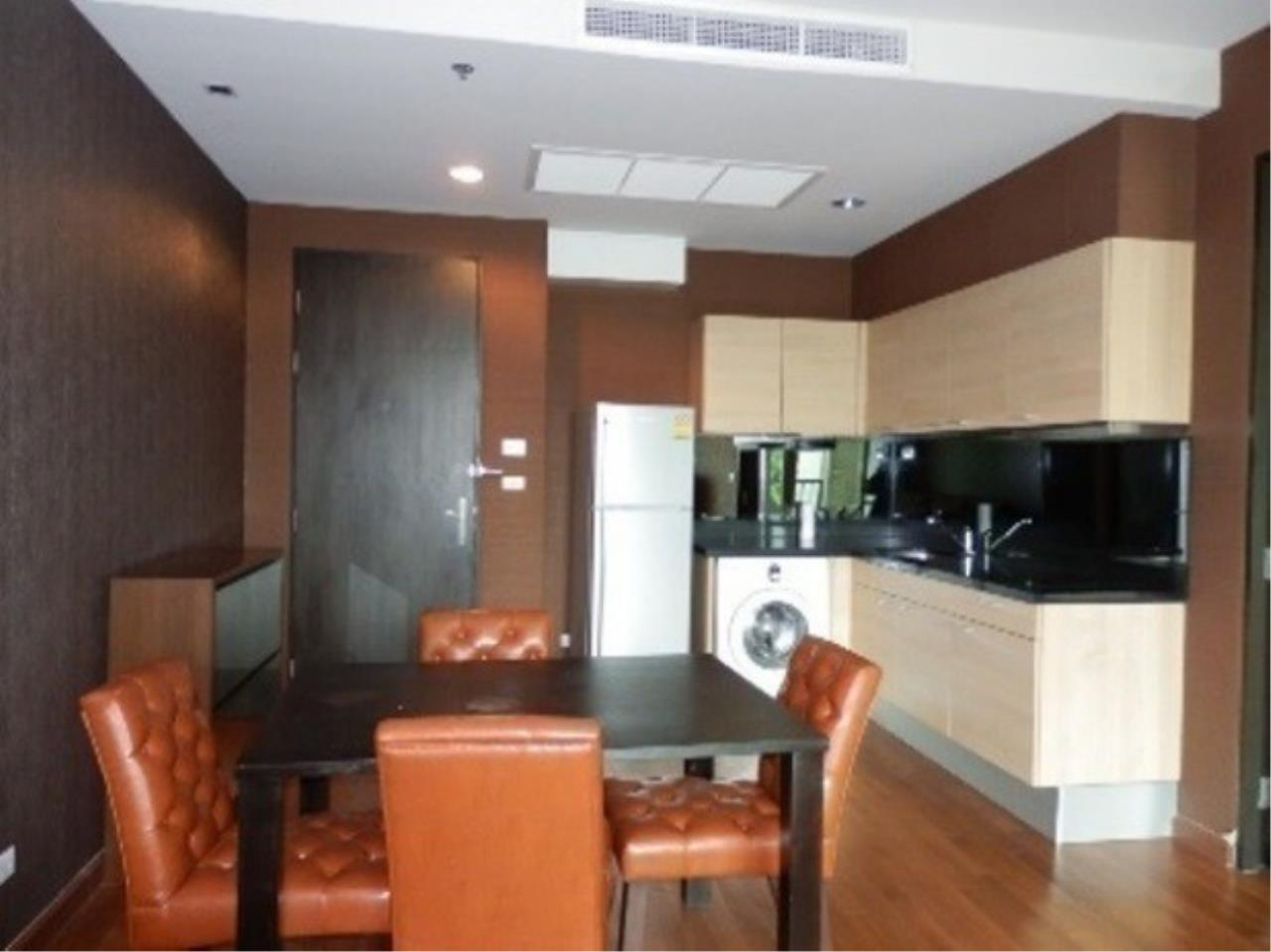 The One Residence Agency's condominium for sale , rent at The Address Chidlom , 1BR , 1BA , 67SQM 5